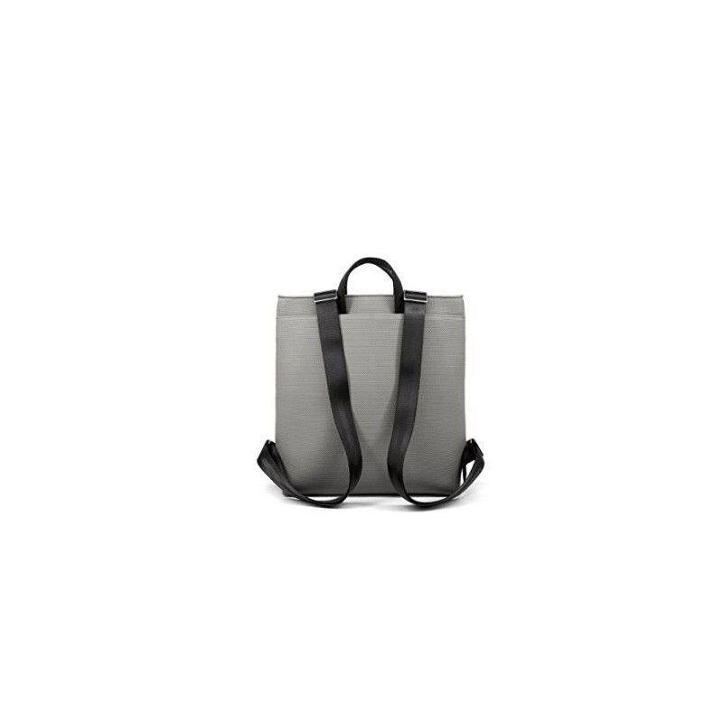 4e032e18815 Babau – Mochila pequeña de color gris   Josan Equipajes