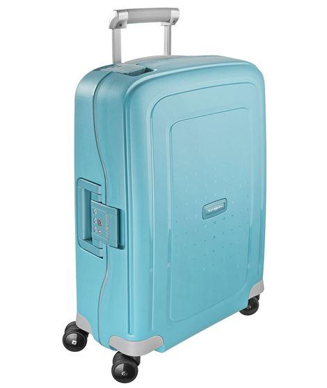 trolley-samsonite-scure-cabina-55-cm-4-ruedas-azul-aqua-blue